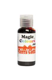 Magic color TERRA COTTA  Pro Gel met hoog pigment gehalte