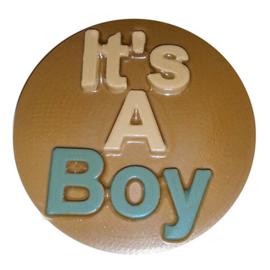 It's a Boy Oreo koekjes chocolade mal