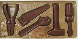 90 14688 Luxe cadeauverpakking voor chocolade Gereedschap