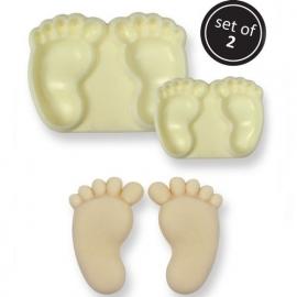 Baby feets / baby voetjes uitsteker JEM Easy Pops Baby feets