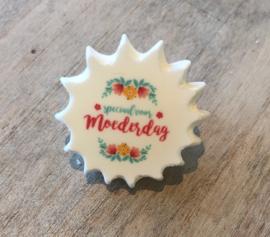 MOEDERDAG  Meringue stempel sheet / Sugar Stamp