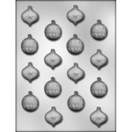 90 4129 kerstballen chocolade mal