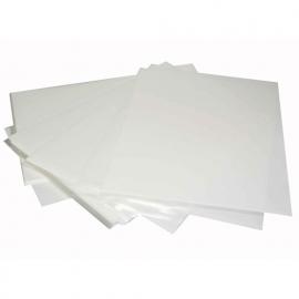 Onbedrukte eetbare  sheets