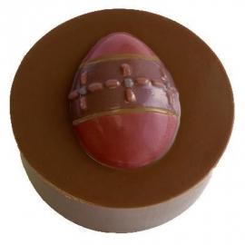 90 16203 Paasei mal om chocolade oreo koekjes te maken