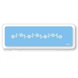 JEM Daisy chain margrietjes Stencil