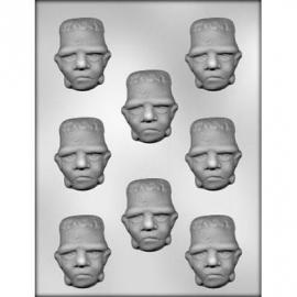 90 3610 Frankenstein hoofdvormige Chocolademal