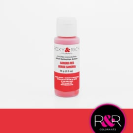 SANGRIA RED Artist collection cocoabutter chocolate colouring  Roxy & Rich