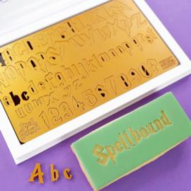 Kleine lettersets Sweet Stamp