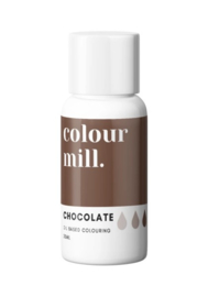 CHOCOLATE Colour Mill oil based food colouring