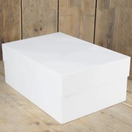 30x40x15 cm  Funcakes taartdoos rechthoek