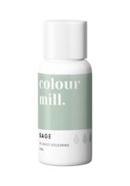 Sage - Coastal Range - Colour Mill - oil based coloring
