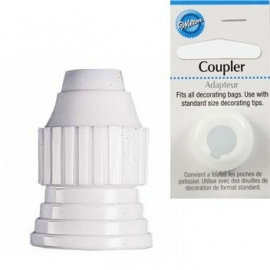 Wilton LARGE Adaptor / Coupler Carded