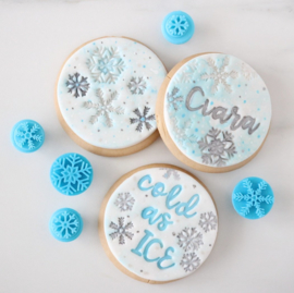 Mini Snowflakes Embosserset SweetSTamp