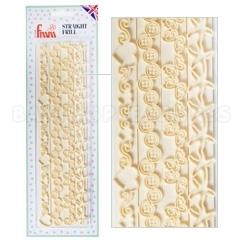 012004-4 FMM Straight Frill Cutters Nr 4