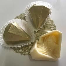 Diamond  - 3 delige chocolade mal - BWB