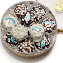 90 16000  Oreo koekjes chocolade mal glad (zonder opdruk)