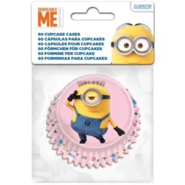 79402  Minion Cupcake baking cups 60/pk