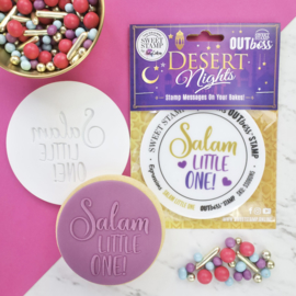 Salam Little One! - Outboss Desert Nights