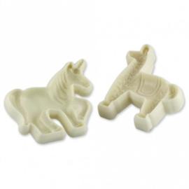 011498 Unicorn & Lama Exotic animals JEM Pop IT uitstekerset