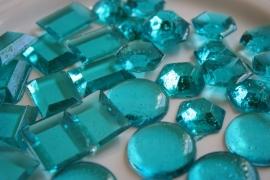 5117 Hitte bestendige mal om eetbare diamanten te maken