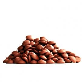 2015080 Callebaut smelt chocolade callets Melk 1 kg