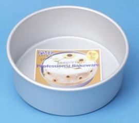 30 cm & 7,5 cm diep PME Deep round Pan