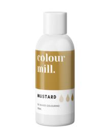 100 ml MUSTARD Desert RangeColour Mill oil based food coloring