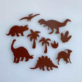 Dinosaurus Elements Mega set Sweet Stamp  Delig