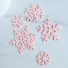 Snowflakes Elements  set Sweet Stamp 5 Delig