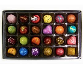 Rainbow Moonstone - Gemstone collection - gekleurde cacaoboter - Roxy & Rich