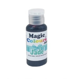 Magic color JADE Pro Gel met hoog pigment gehalte