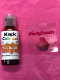 ORANGINO Magic color Pro Gel met hoog pigment gehalte