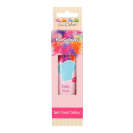 50060 Funcakes Funcolour Gel BABY BLUE