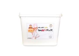 090682 SmartFlex Velvet Vanille Rolfondant 10 kilo Emmer
