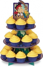 Jake and the neverland pirates Cupcake standaard