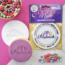 Eid Mubarak Stars- Outboss Desert Nights