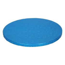 30 cm BLAUWE ronde Cake Drum