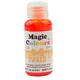 PEACH Magic color Pro Gel met hoog pigment gehalte