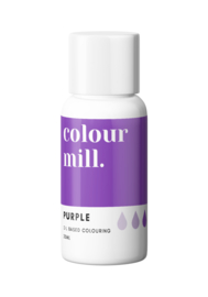 PURPLE Colour Mill oil based food colouring