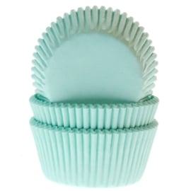 Mint Groene Baking Cups HOUSE OF MARIE
