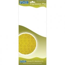 047058 PME Impression Mat Swirl