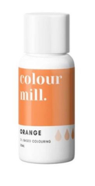 Orange Colour Mill oil based food colouring
