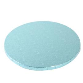 30,5 cm rond Blauw Cake drum