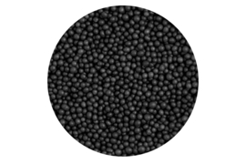 BLACK Hundred & thousands PIXIE PEARLS