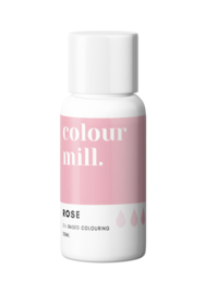 ROSE Colour Mill oil based food colouring