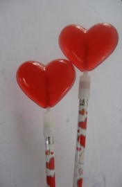 Potlood lollie opzetstokjes 24/pk PRE ORDER NOW!!!