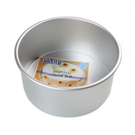 20 cm & 10 cm hoog PME EXTRA Deep Round Cake Pan