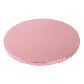 30,5 cm rond Roze  Cake drum