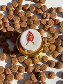 Mijter - Sinterklaas fondant stempel - PartyStamp - Outbosser