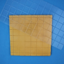 047055 PME Impression Mat Square Small